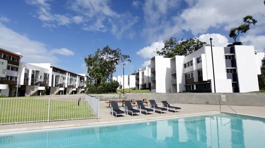 Griffith University Village at Griffith Gold Coast  StudentVIP