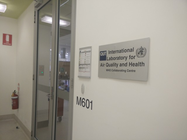 M601 International Laboratory For Air Quality And Health Studentvip